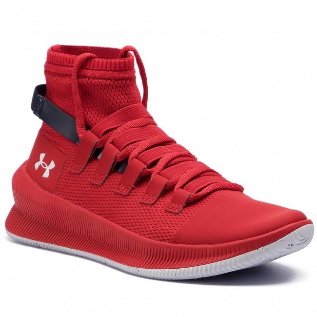 Perjudicial enlazar Matemático  Shoes UNDER ARMOUR - Ua M-Tag 3020616-600 Red - Basketball - Sports shoes -  Men's shoes | efootwear.eu