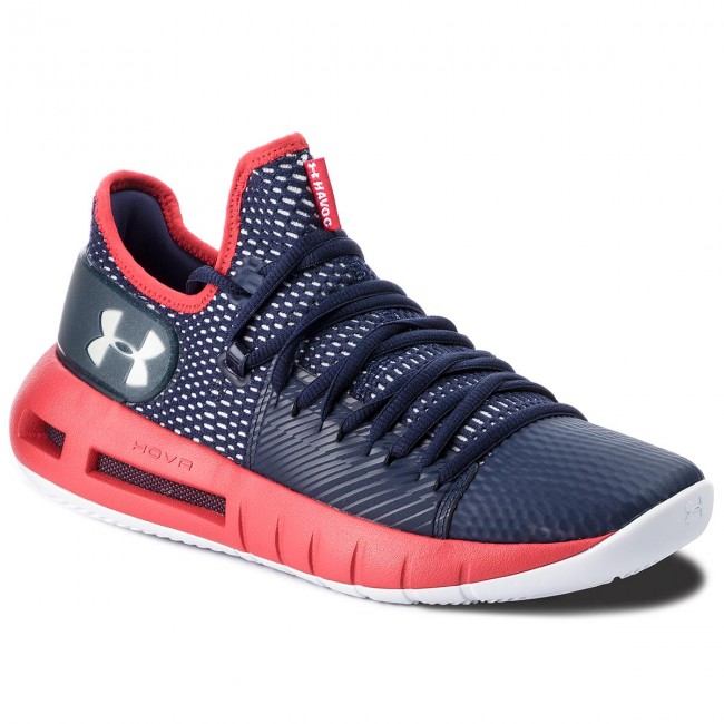 hot sale online 751ad 6f92e Shoes UNDER ARMOUR - Ua Hovr Havoc Low 3020618-401 Nvy