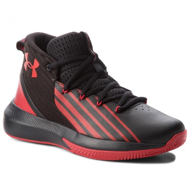 Shoes UNDER ARMOUR - Ua Bgs Lockdown 3