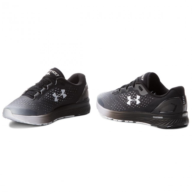 Señal Opuesto atributo  Shoes UNDER ARMOUR - Ua W Charged Bandit 4 3020357-001 Blk - Indoor -  Running shoes - Sports shoes - Women's shoes | efootwear.eu