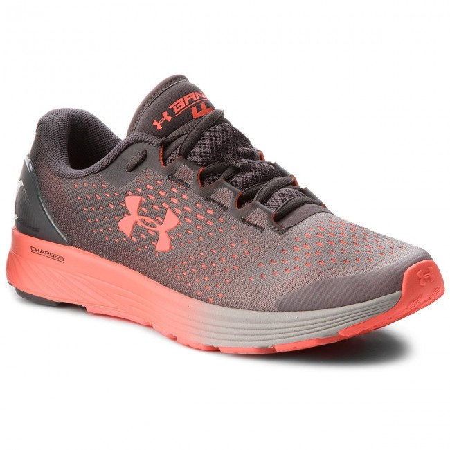 huge discount 041a6 f4eb8 Shoes UNDER ARMOUR - Ua Charged Bandit 4 3020357-101 Gry