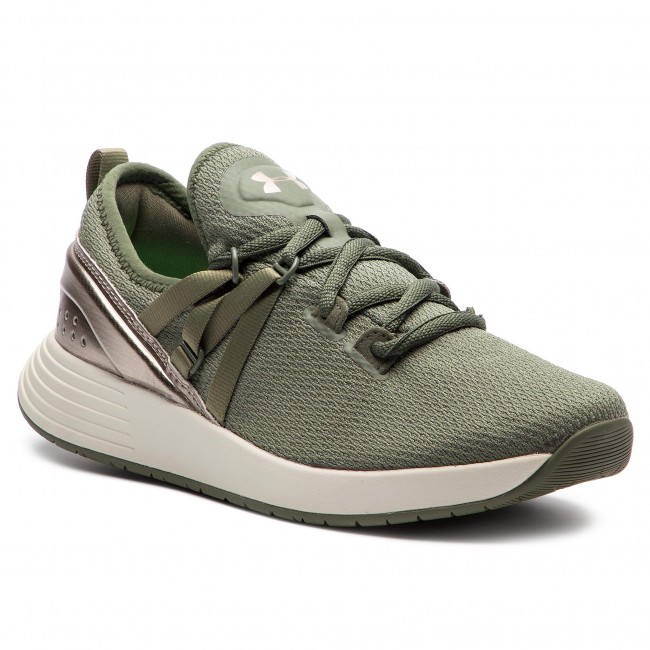 Shoes UNDER ARMOUR Ua W Breathe Trainer 3020282 300 Grn