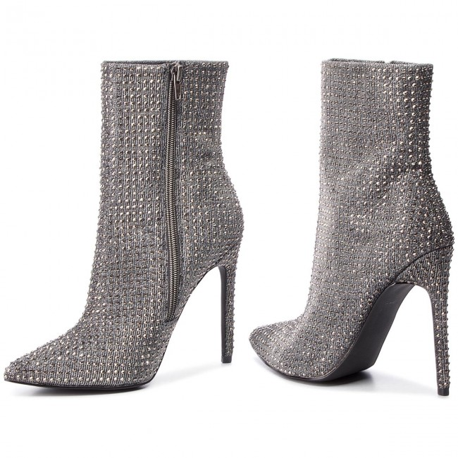 Minimizar profundidad Perplejo  Boots STEVE MADDEN - Wifey Ankleboot SM11000104-02003-998 Rhinestone - Boots  - High boots and others - Women's shoes | efootwear.eu