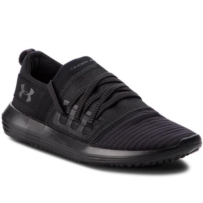 Shoes UNDER ARMOUR Ua W Adapt 3020372 002 Blk