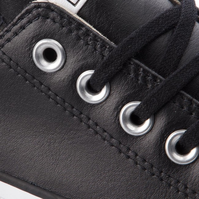 Sneakers CONVERSE Ctas Lift Clean Ox 561681C BlackBlackWhite