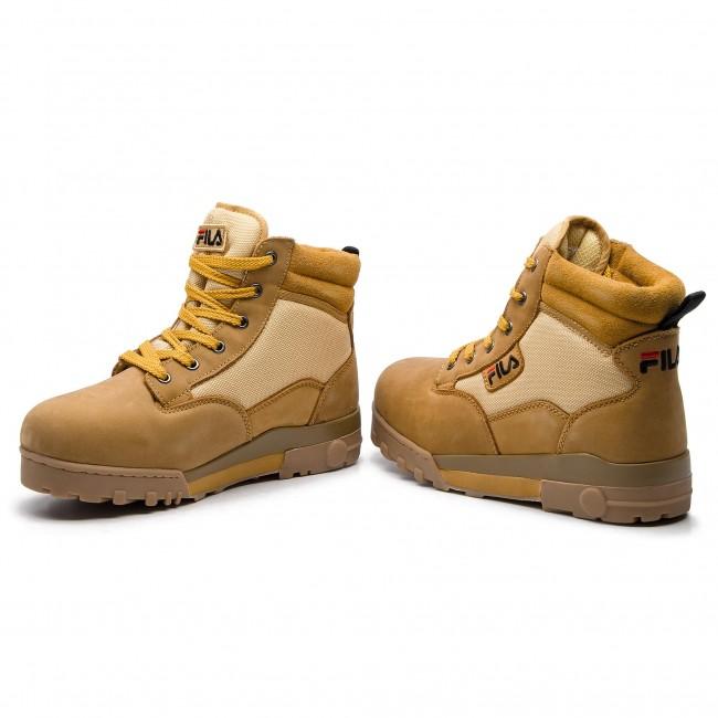 Knee High Boots FILA - Grunge Mid 1010107.EDU Chipmunk