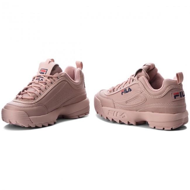 Disruptor Low Fila Keepsake 1010302 70y Wmn Lilac Sneakers E2DHIW9