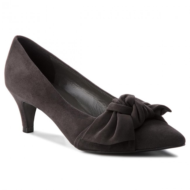 Shoes PETER KAISER - Carry 55229/128 Carbon Suede