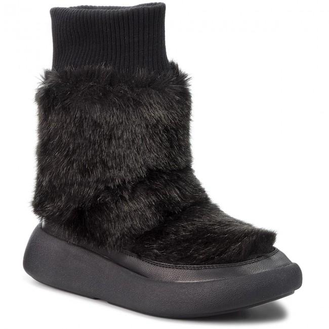 Bo Bubble 10333563120124 Black Fur