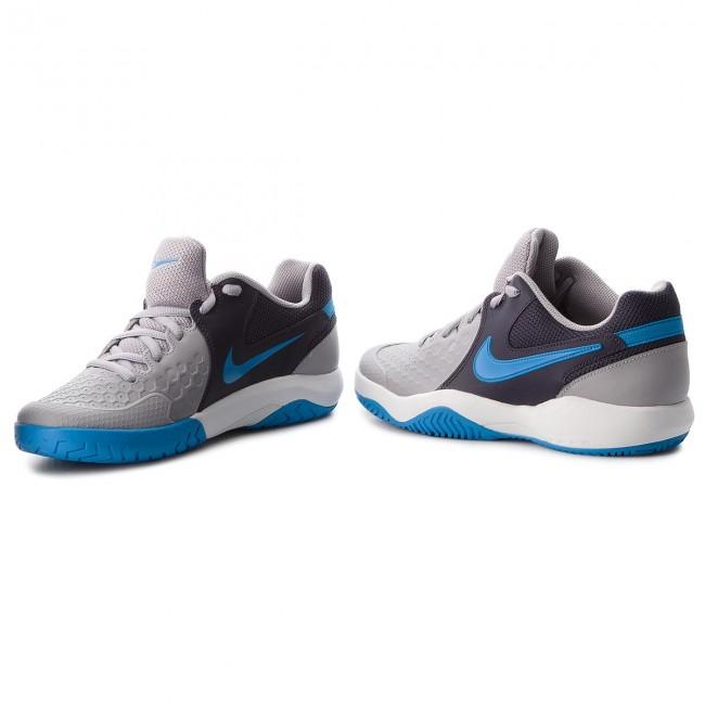 sobresalir agudo Sastre  Shoes NIKE - Air Zoom Resistance 918194 049 Atmosphere Grey/Photo Blue -  Tennis - Sports shoes - Men's shoes | efootwear.eu