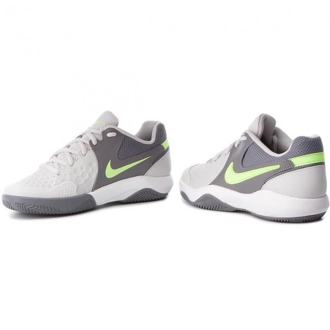 estera Enfermedad infecciosa lamentar  Shoes NIKE - Air Zoom Resistance Cly 922065 070 Vast Grey/Volt  Glow/Gunsmoke - Tennis - Sports shoes - Women's shoes | efootwear.eu