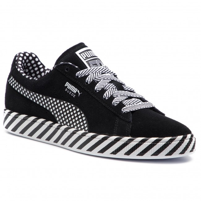 evitar Malabares Saca la aseguranza  Sneakers PUMA - Suede Classic Pop Culture 367776 02 Puma Black ...