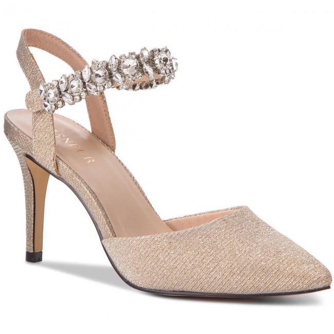 pretty nice a4764 de181 Sandals MENBUR - 09913 Stone 0087