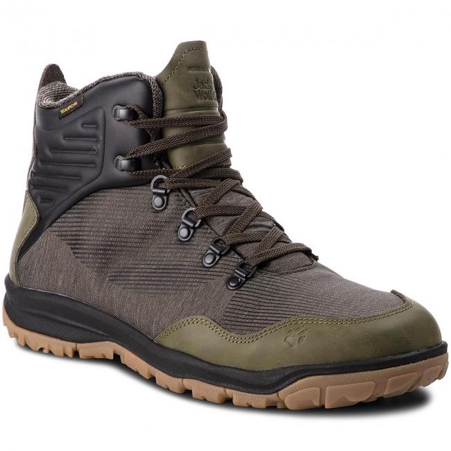 Trekker Boots JACK WOLFSKIN Seven Wonders Texapore Mid M 4031791 Pinewood