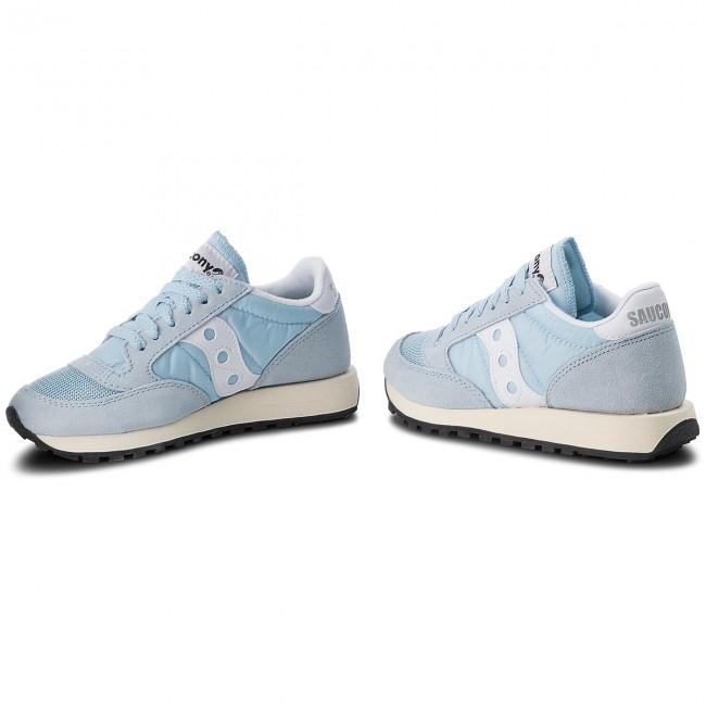 the latest ec44b 5639c Sneakers SAUCONY - Jazz Original Vintage S60368-41 Blue/White