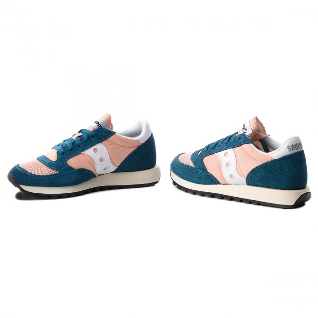 free shipping 87110 159b3 Sneakers SAUCONY - Jazz Original Vintage S60368-42 Tea/Pea