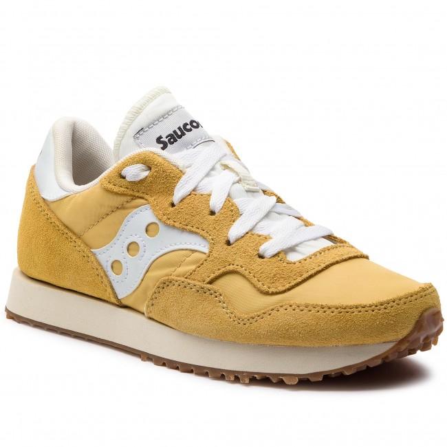 najlepsze ceny tania wyprzedaż usa nowe tanie Sneakers SAUCONY - Dxn Trainer Vintage S60369-38 Yel/Wht