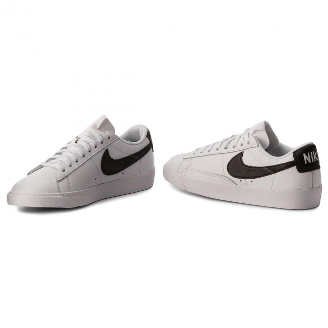 Nike Blazer Low LE White Silver