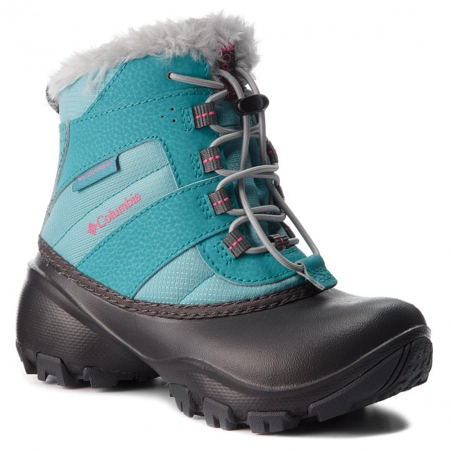 Snow Boots COLUMBIA - Childrens Rope
