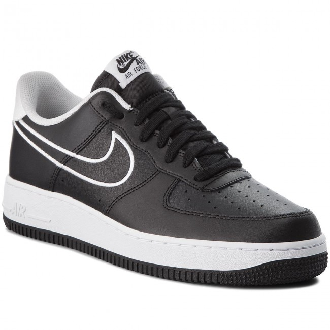 Nike Air Force 1 07 Leather AJ7280 001 •• Let us keep it