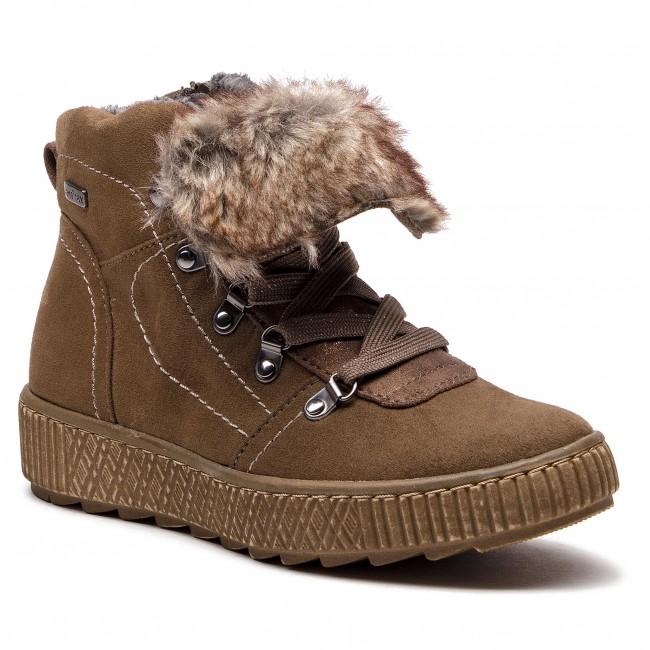 Boots JANA - 8-26223-21 Olive 722