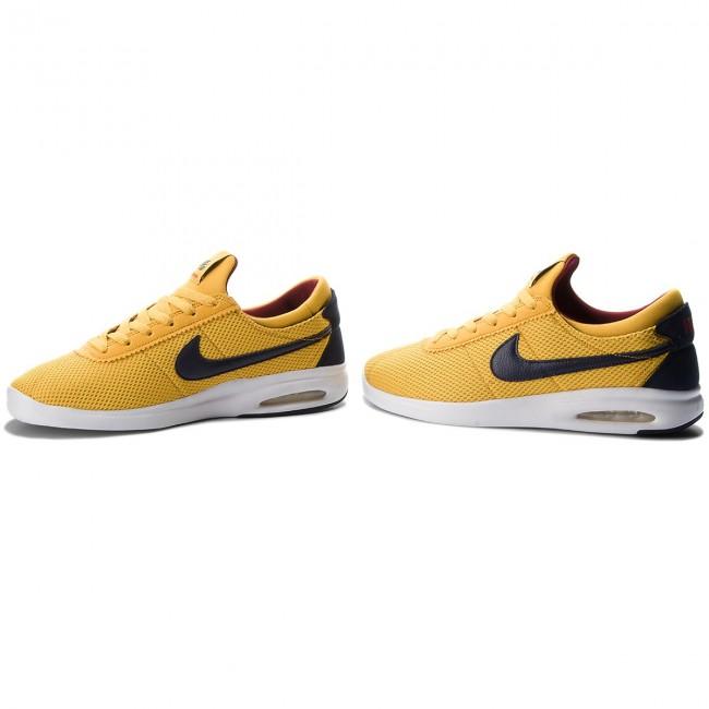 fashion popular brand best sale Shoes NIKE - Sb Air Max Bruin Vpr Txt AA4257 700 Yellow Ochre/Obsidian