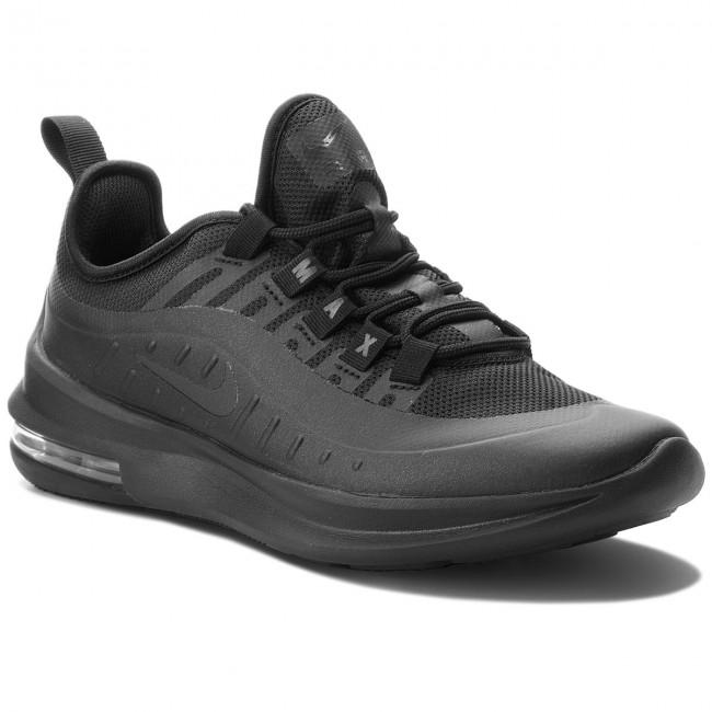 llamada popurrí salón  Shoes NIKE - Air Max Axis (GS) AH5222 006 Black/Anthracite/Black - Sneakers  - Low shoes - Women's shoes | efootwear.eu