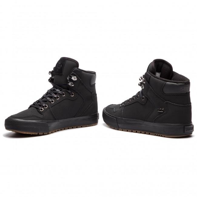 Sneakers SUPRA Vaider Cw 08043 060 M Black BlackDark Gum