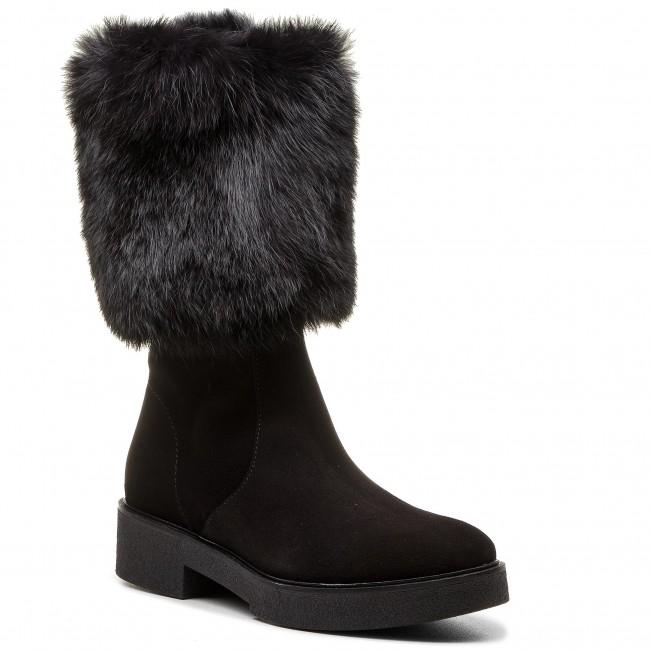 Knee High Boots GINO ROSSI - Utako DBI086-229-R500-9900-F 99