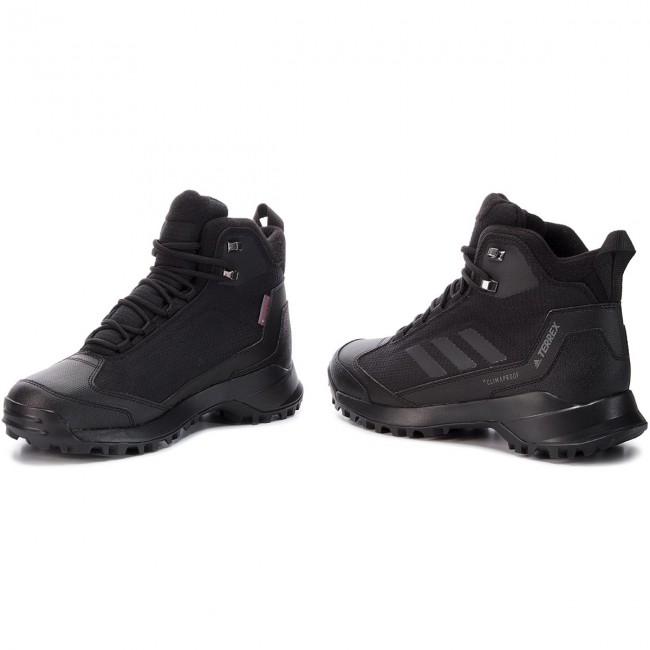 Shoes adidas Terrex Heron Mid Cw Cp AC7841 CblackCblackGrefou