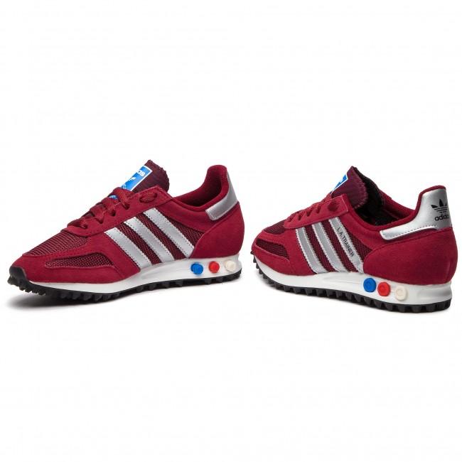 Shoes adidas La Trainer AQ1182 CburguMsilveCblack