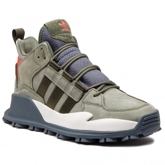 Cósmico Nueva llegada masculino  Shoes adidas - F/1.3 Le B28058 Basgrn/Ngtcar/Brired - Sneakers - Low shoes  - Men's shoes | efootwear.eu