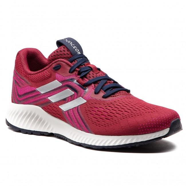 Shoes adidas - Aerobounce 2 W AQ0539 Nobmar/Silvmt/Reamag