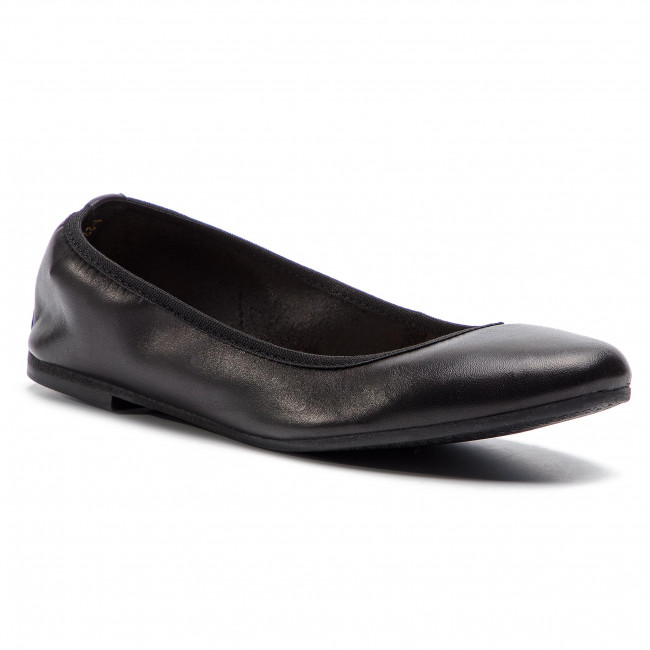 Flats TAMARIS 1 22128 22 Black Leather 003