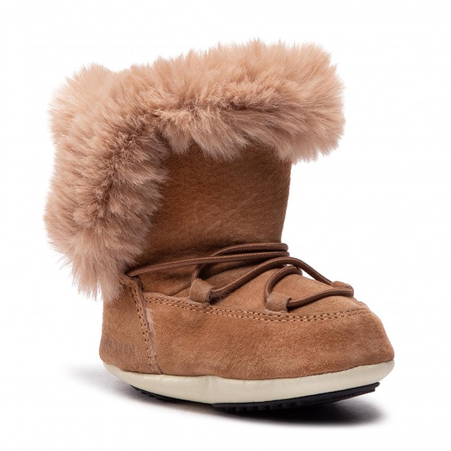 Snow Boots MOON BOOT - Crib Suede