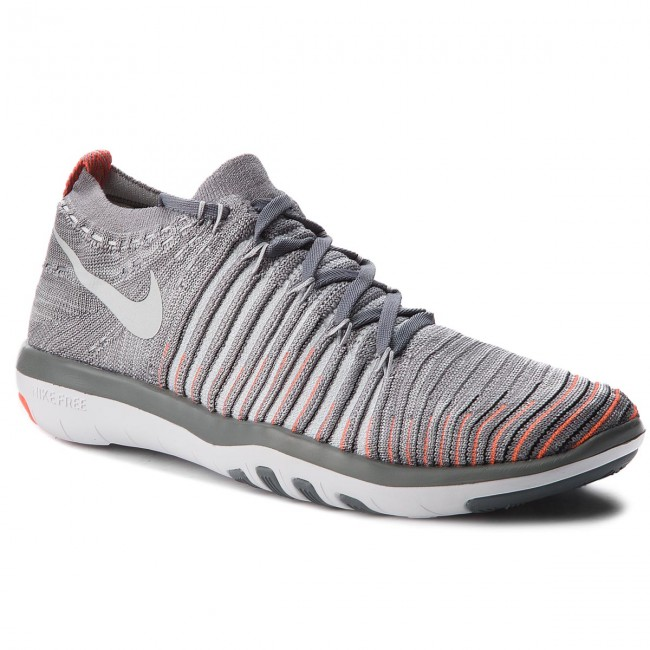 e46fb709f7d7a Shoes NIKE - Free Transform Flyknit 833410 006 Cool Grey/Pure Platinum