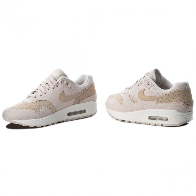 Shoes NIKE Air Max 1 Premium 875844 004 Desert SandSandSail