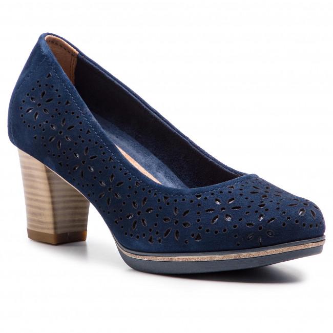 Shoes TAMARIS 1 22419 22 Navy 805