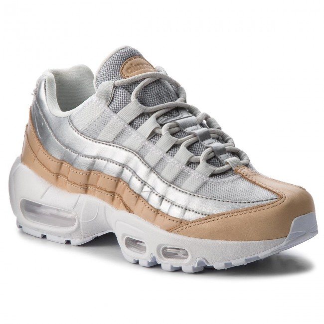 Details about Nike Air Max 95 SE PRM Special Edition AH8697 002 Women's US 7.5 Platinum $170