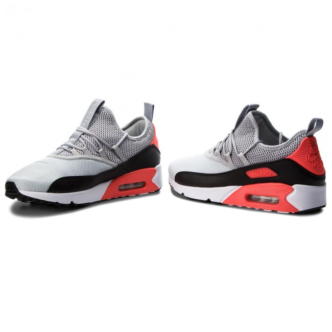 Shoes NIKE Air Max 90 Ez AO1745 002 Pure PlatinumWolf GreyBlack