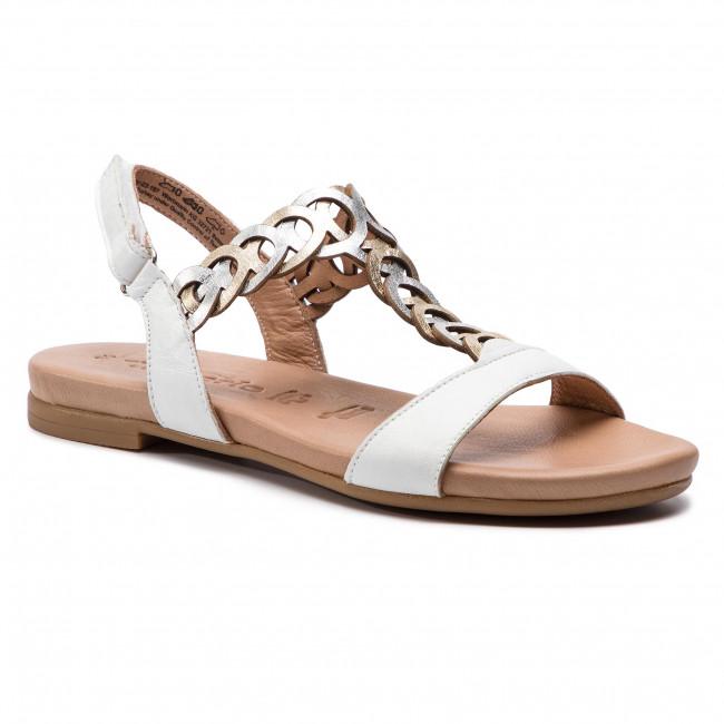 Sandals TAMARIS 1 28127 22 White Comb 197