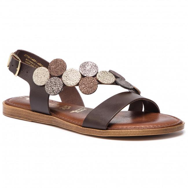 Sandals TAMARIS - 1-28139-22 Mocca Comb