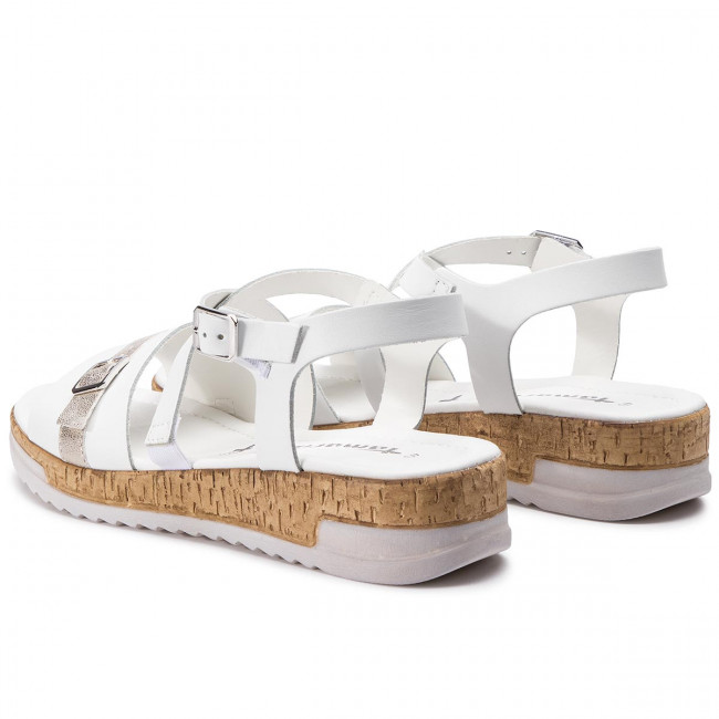 Sandals TAMARIS 1 28215 22 White Comb 197