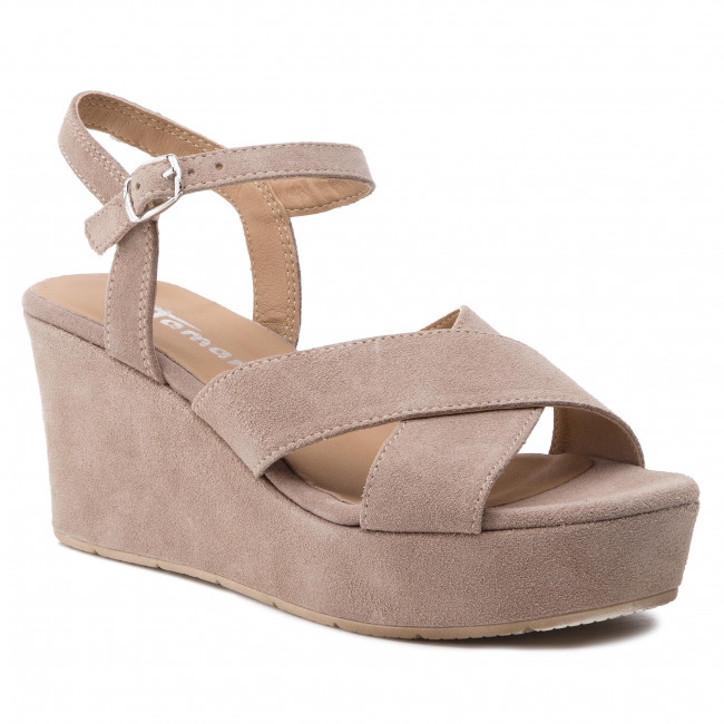 Sandals TAMARIS 1 28333 22 Taupe 341