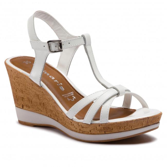 Sandals TAMARIS 1 28347 22 White 100