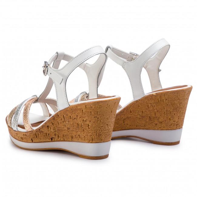 Sandals TAMARIS 1 28347 22 White Comb 197