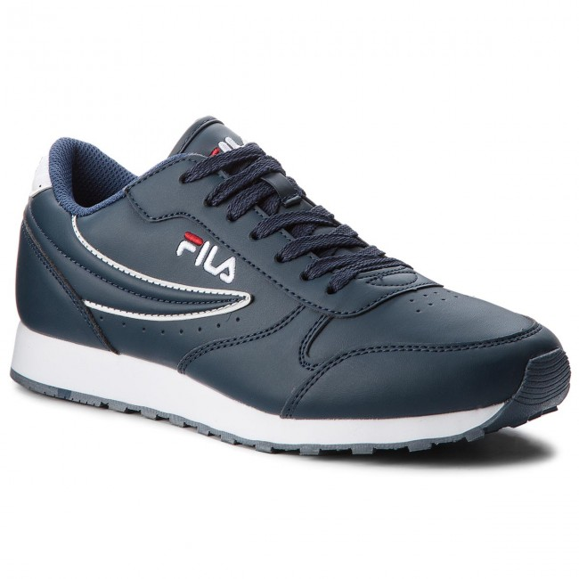 Sneakers FILA - Orbit Low 1010263.29Y Dress Blue - Sneakers - Low