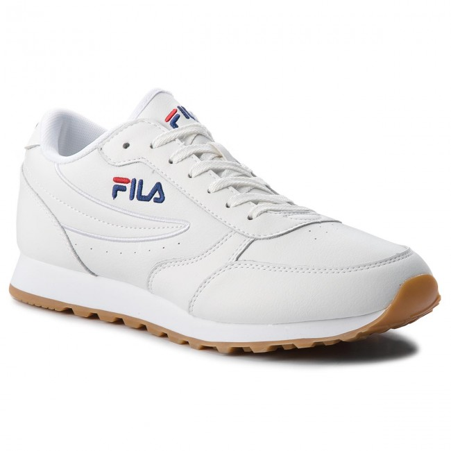Sneakers FILA - Orbit Jogger Low 1010264.1FG White