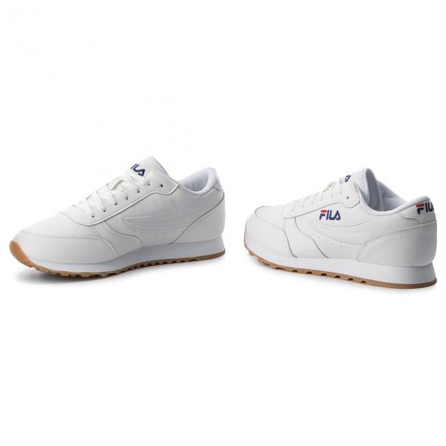 Sneakers FILA - Orbit Jogger Low 1010264.1FG White