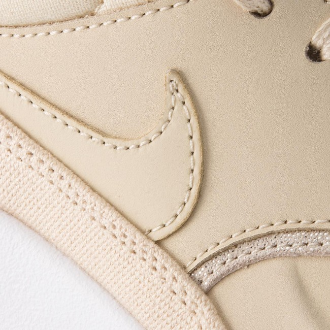 Nike Air Max Thea Premium Leder 616723 204 Damen Beach Beige